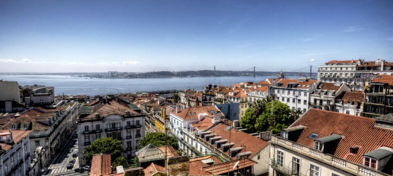 Lisbon is more beautiful from above