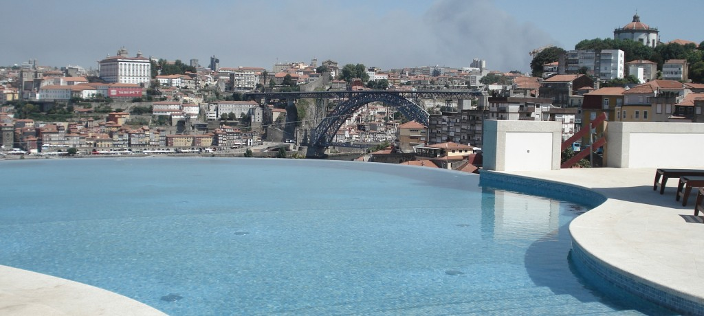 The Telegraph selects the best hotels in Porto