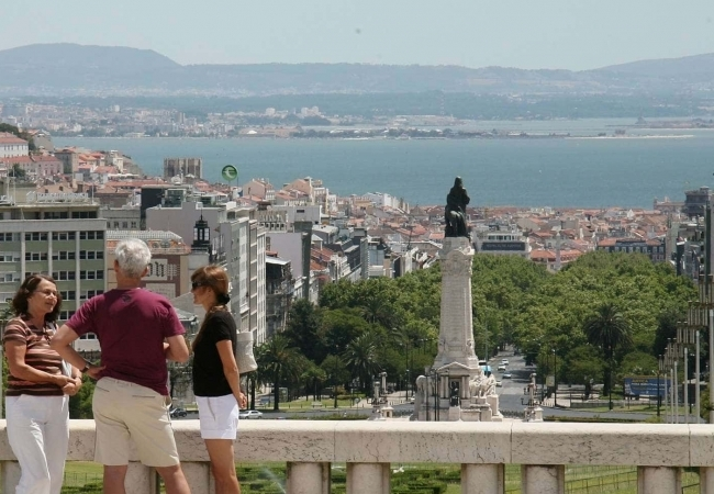 Lisbon Tourism is Growing